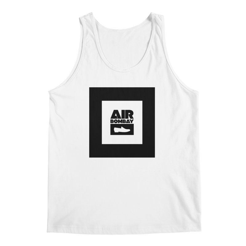 The Air Bombay | Light Men's Tank by The Quack Attack