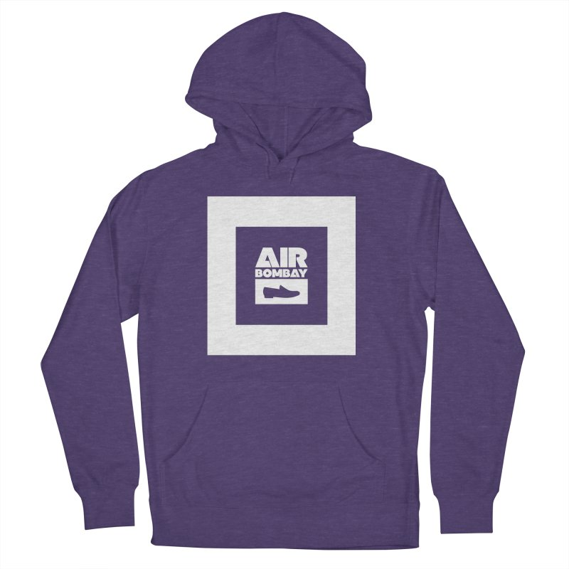 The Air Bombay   Dark Women's Pullover Hoody by The Quack Attack