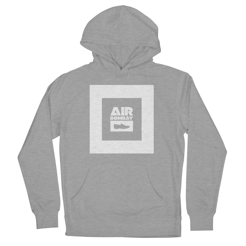 The Air Bombay   Dark Women's French Terry Pullover Hoody by The Quack Attack