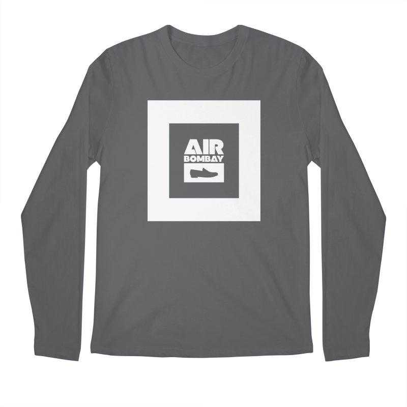 The Air Bombay | Dark Men's Regular Longsleeve T-Shirt by The Quack Attack