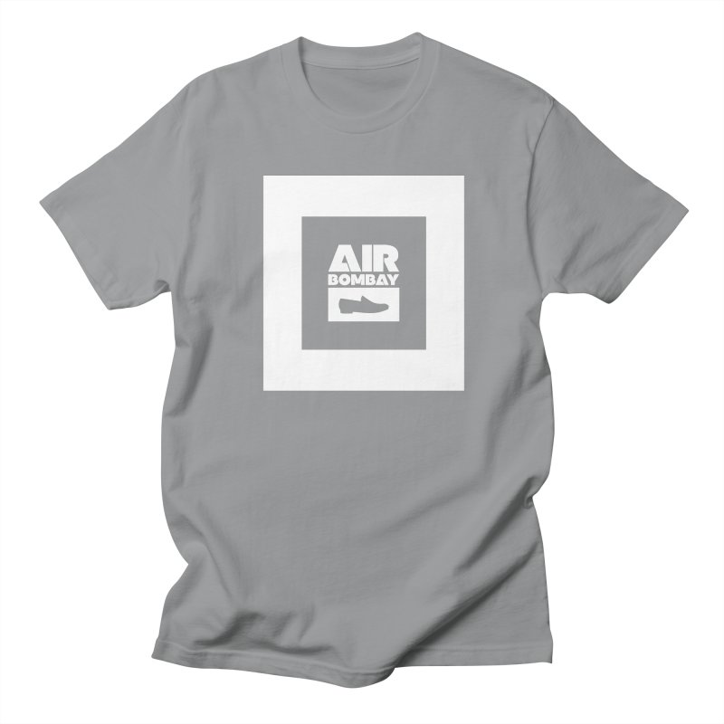 The Air Bombay | Dark Men's Regular T-Shirt by The Quack Attack
