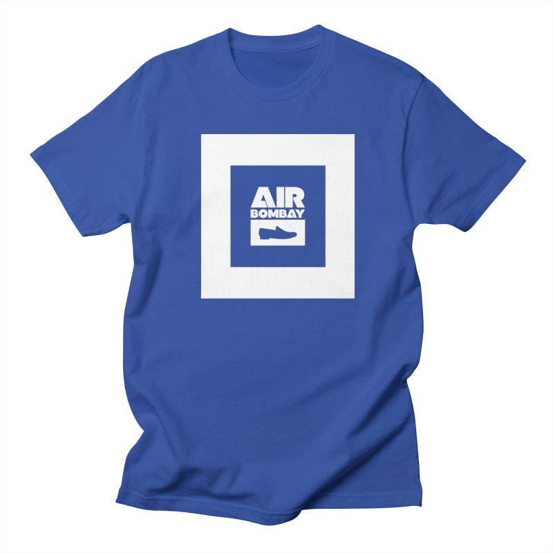 The Air Bombay   Dark Men's Regular T-Shirt by The Quack Attack