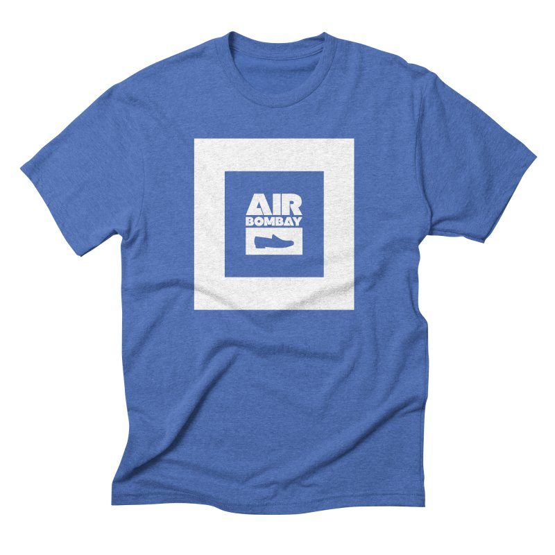 The Air Bombay   Dark Men's T-Shirt by The Quack Attack