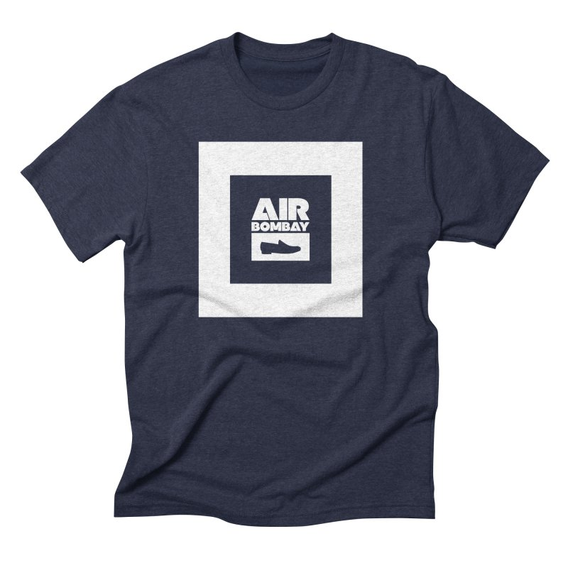 The Air Bombay | Dark Men's Triblend T-Shirt by The Quack Attack