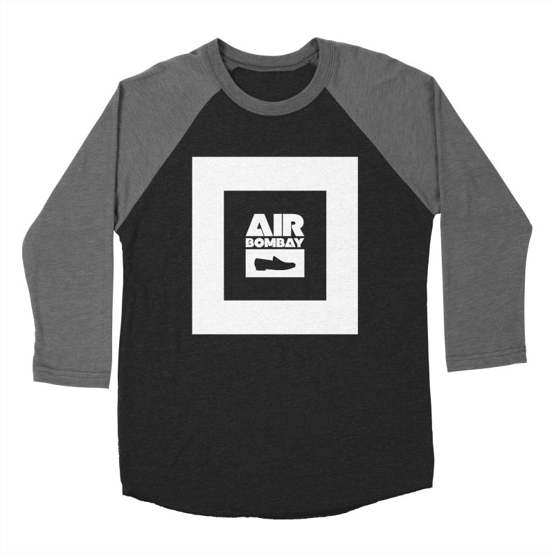 The Air Bombay | Dark Men's Baseball Triblend T-Shirt by The Quack Attack