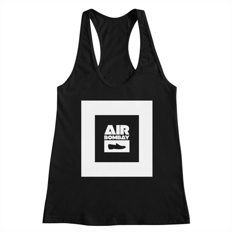 The Air Bombay | Dark Women's Tank by The Quack Attack