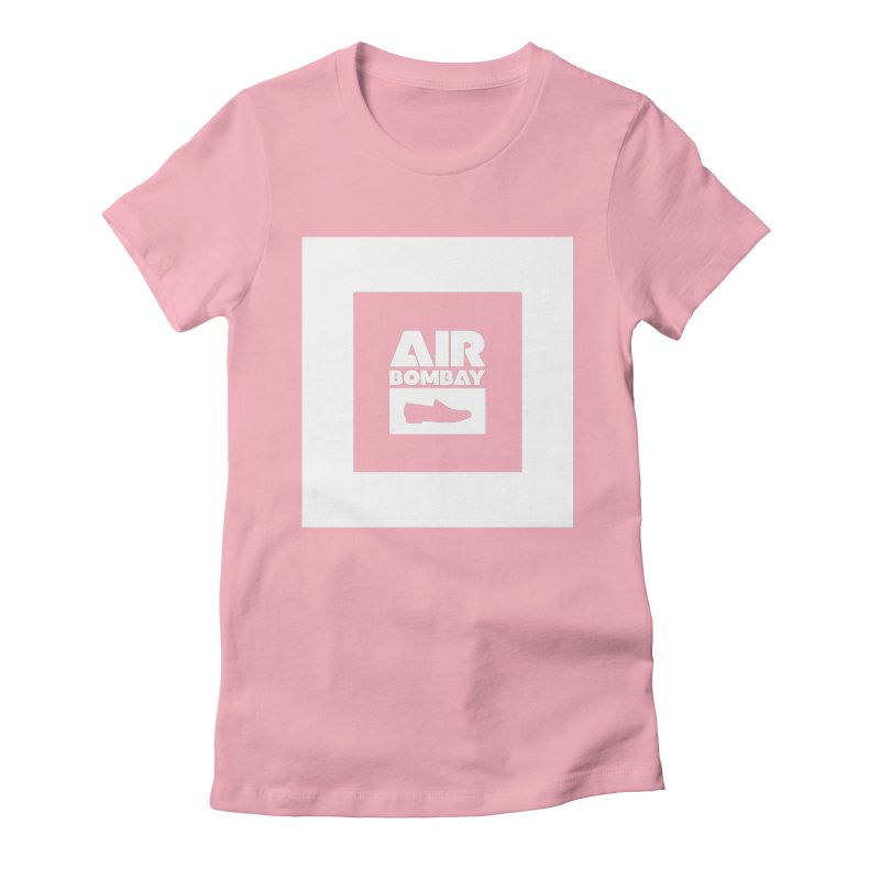 The Air Bombay | Dark Women's T-Shirt by The Quack Attack