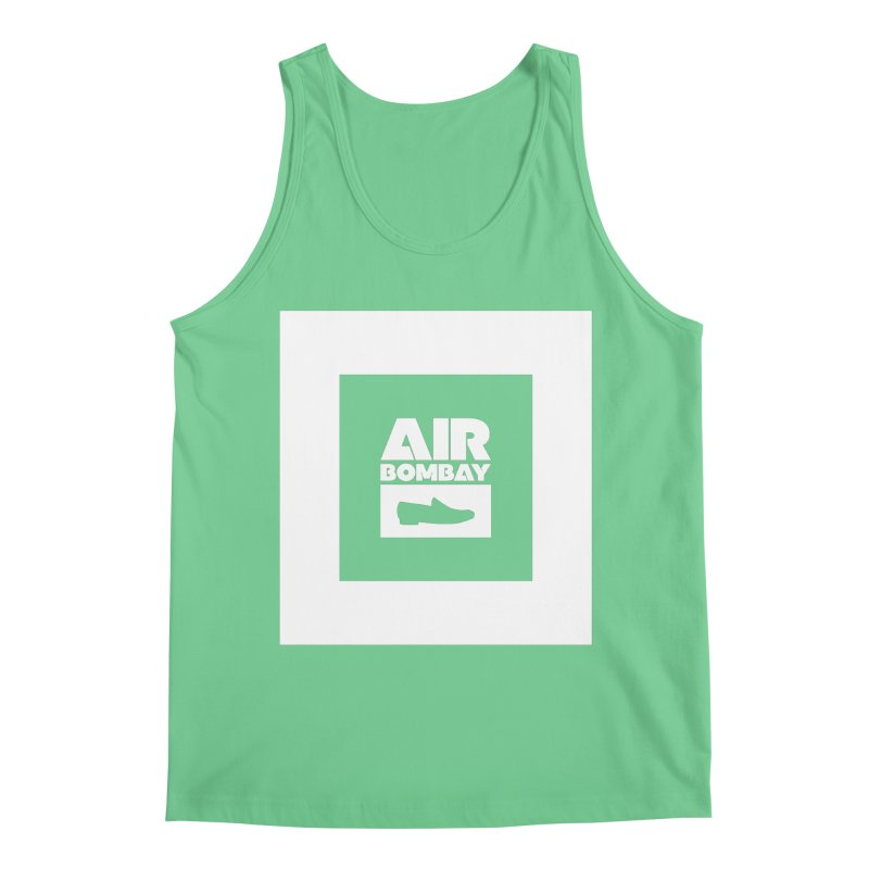 The Air Bombay | Dark Men's Regular Tank by The Quack Attack