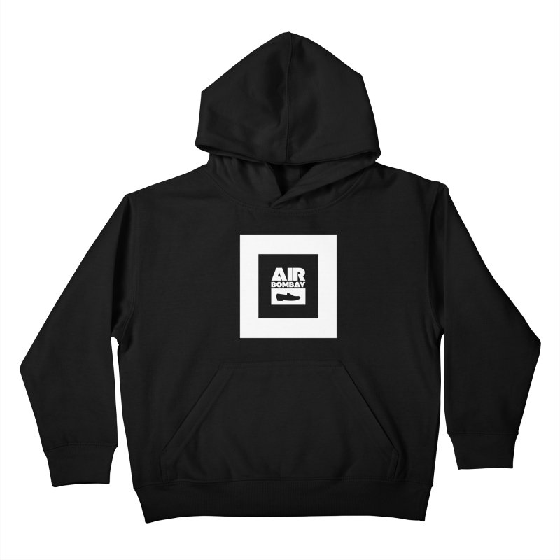 The Air Bombay | Dark Kids Pullover Hoody by The Quack Attack