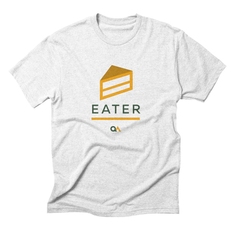 The Cake Eater | Light by Quack Attack Tees