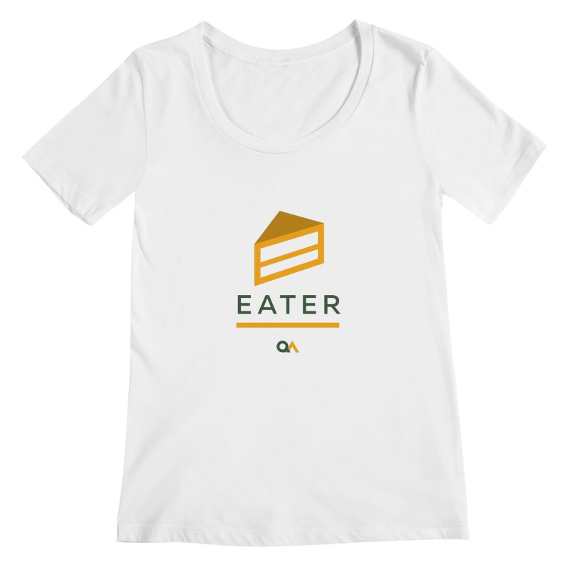 The Cake Eater | Light   by The Quack Attack
