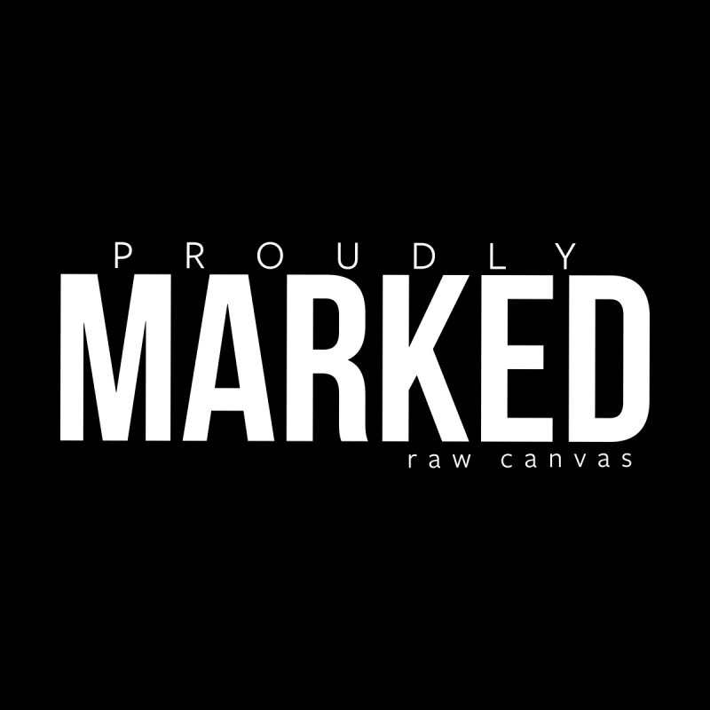 Proudly Marked Men Men's T-Shirt by RAW: APPAREL