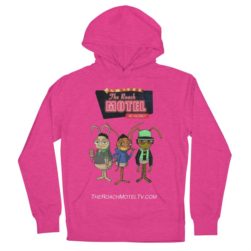 The Roach Motel (Colors) Men's French Terry Pullover Hoody by The Roach Motel's Artist Shop