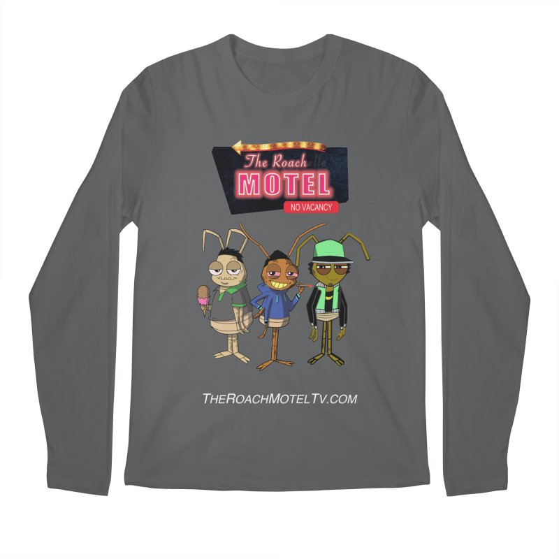 The Roach Motel (Colors) Men's Regular Longsleeve T-Shirt by The Roach Motel's Artist Shop