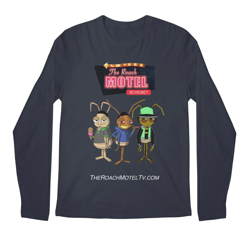 The Roach Motel (Colors) Men's Regular Longsleeve T-Shirt by The Roach Motel's Artist Shop