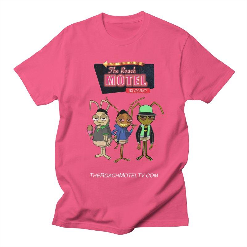 The Roach Motel (Colors) Women's Regular Unisex T-Shirt by The Roach Motel's Artist Shop