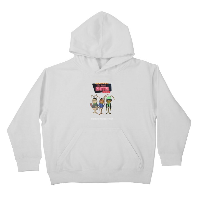 The Roach Motel (Colors) Kids Pullover Hoody by The Roach Motel's Artist Shop