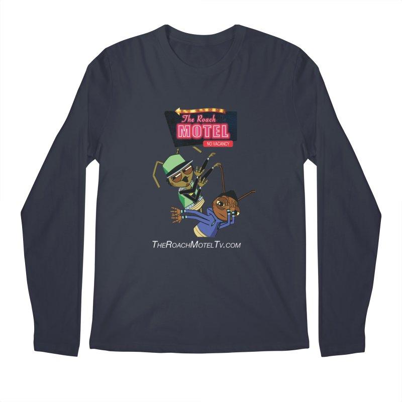 Roach DAB (Color) Men's Regular Longsleeve T-Shirt by The Roach Motel's Artist Shop