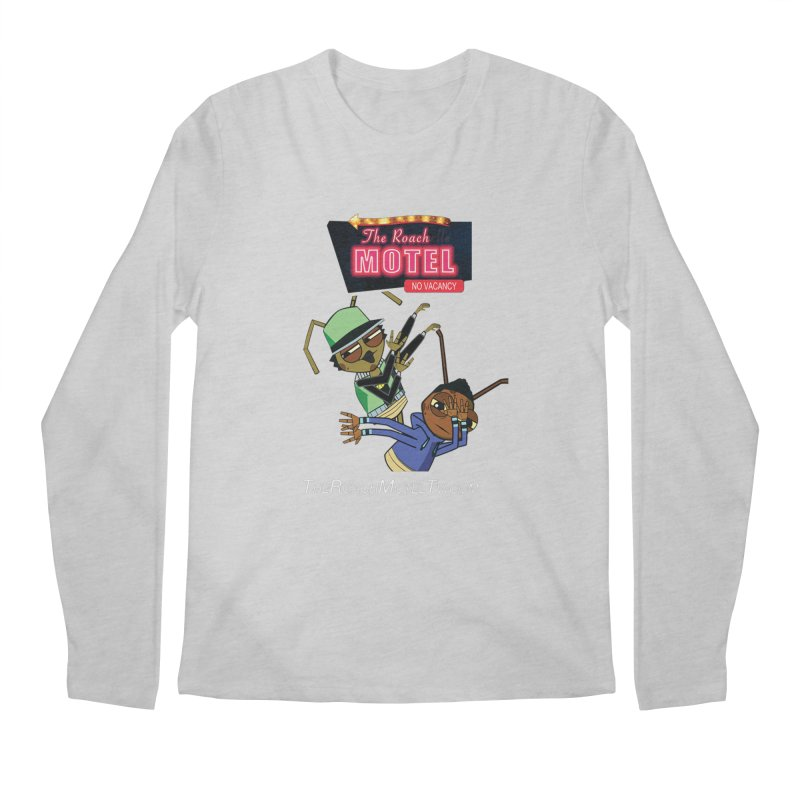 Roach DAB (Color) Men's Regular Longsleeve T-Shirt by The Roach Motel's Artist Shop