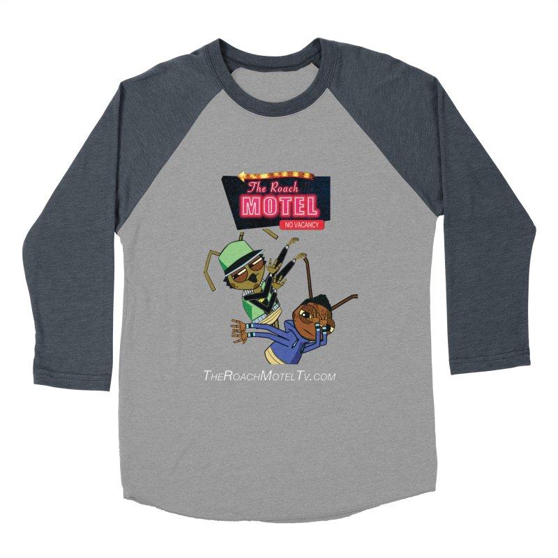 Roach DAB (Color) Women's Baseball Triblend Longsleeve T-Shirt by The Roach Motel's Artist Shop