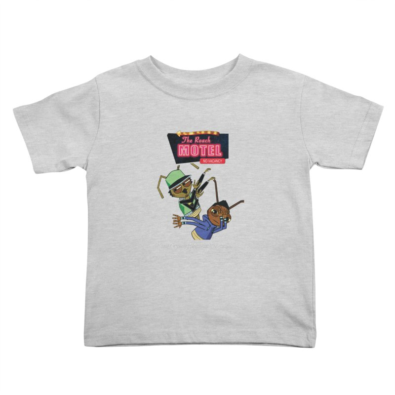 Roach DAB (Color) Kids Toddler T-Shirt by The Roach Motel's Artist Shop