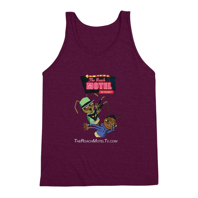 Roach DAB (Color) Men's Triblend Tank by The Roach Motel's Artist Shop