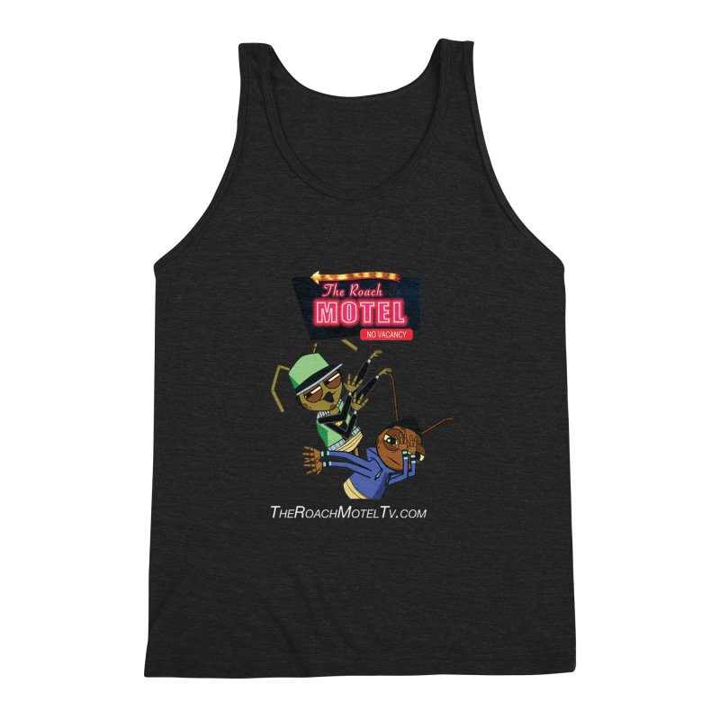 Roach DAB (Color) Men's Triblend Tank by The Roach Motel's Artist Shop
