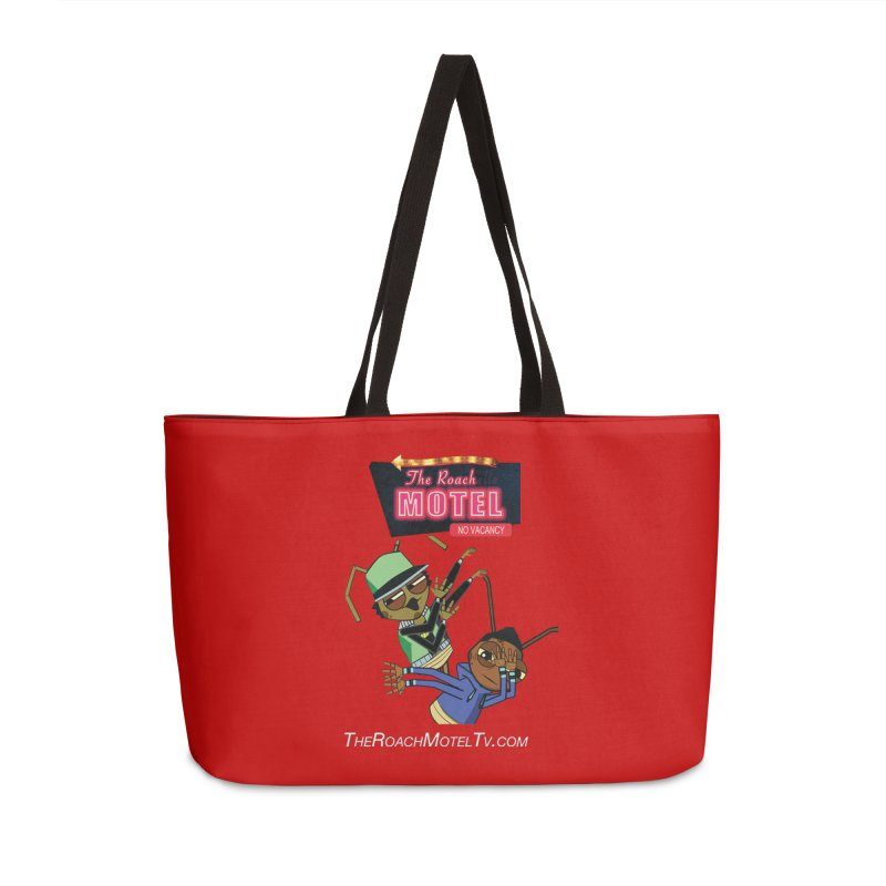 Roach DAB (Color) Accessories Weekender Bag Bag by The Roach Motel's Artist Shop