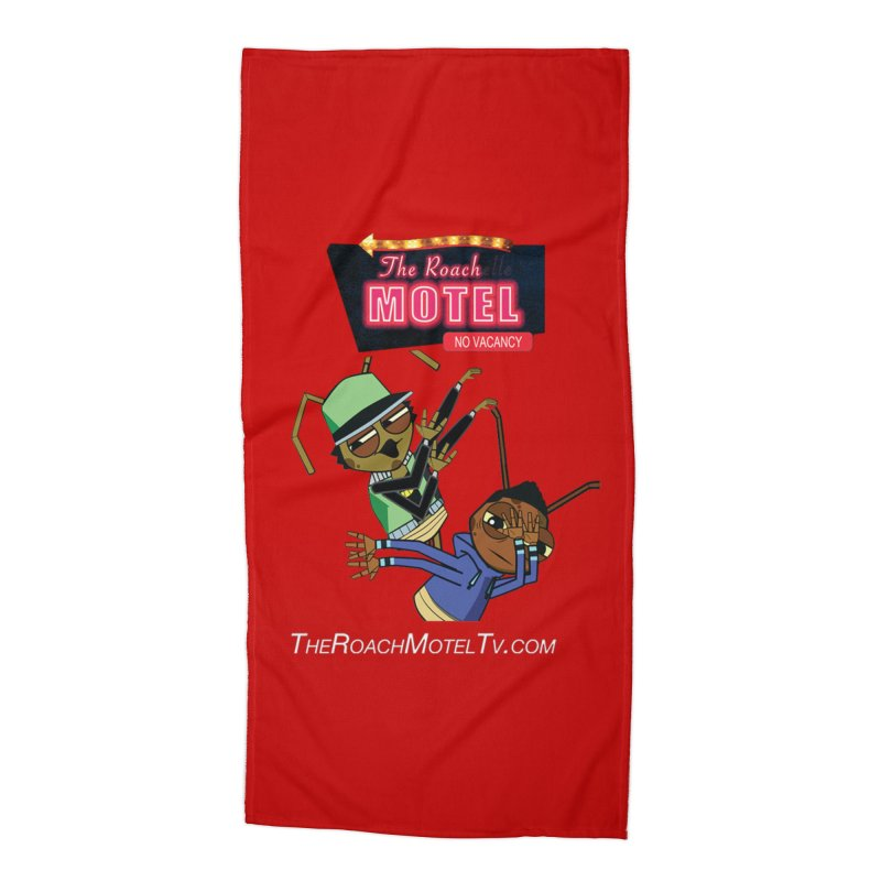 Roach DAB (Color) Accessories Beach Towel by The Roach Motel's Artist Shop