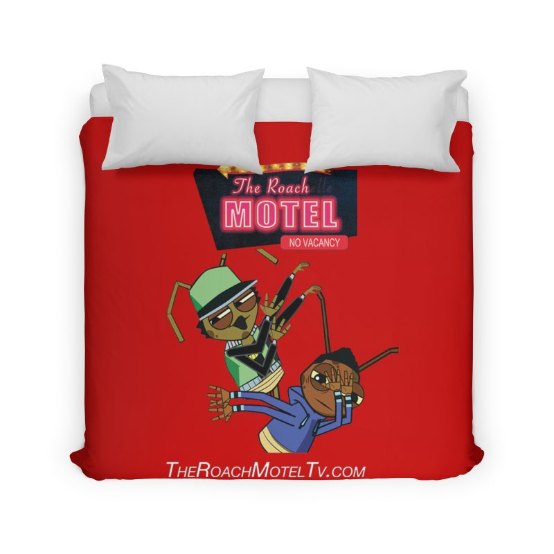 Roach DAB (Color) Home Duvet by The Roach Motel's Artist Shop