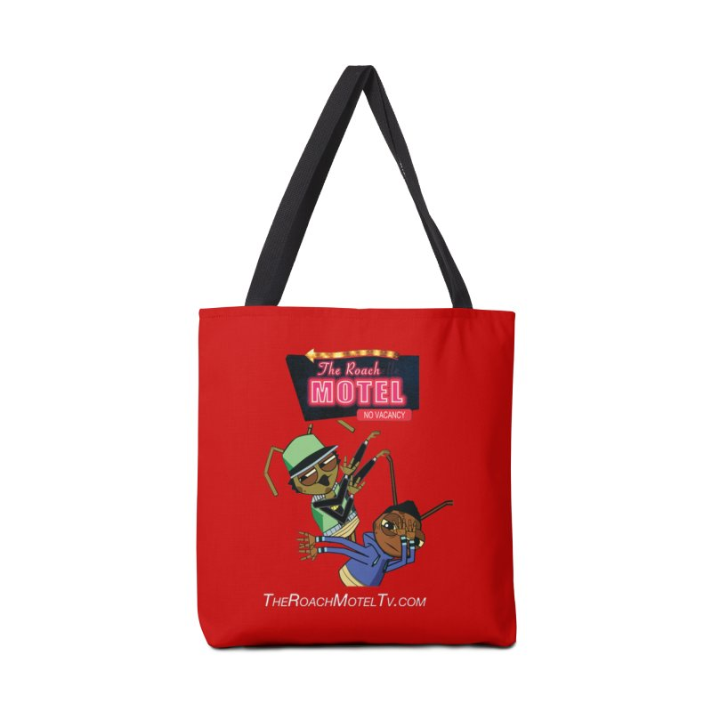 Roach DAB (Color) Accessories Tote Bag Bag by The Roach Motel's Artist Shop