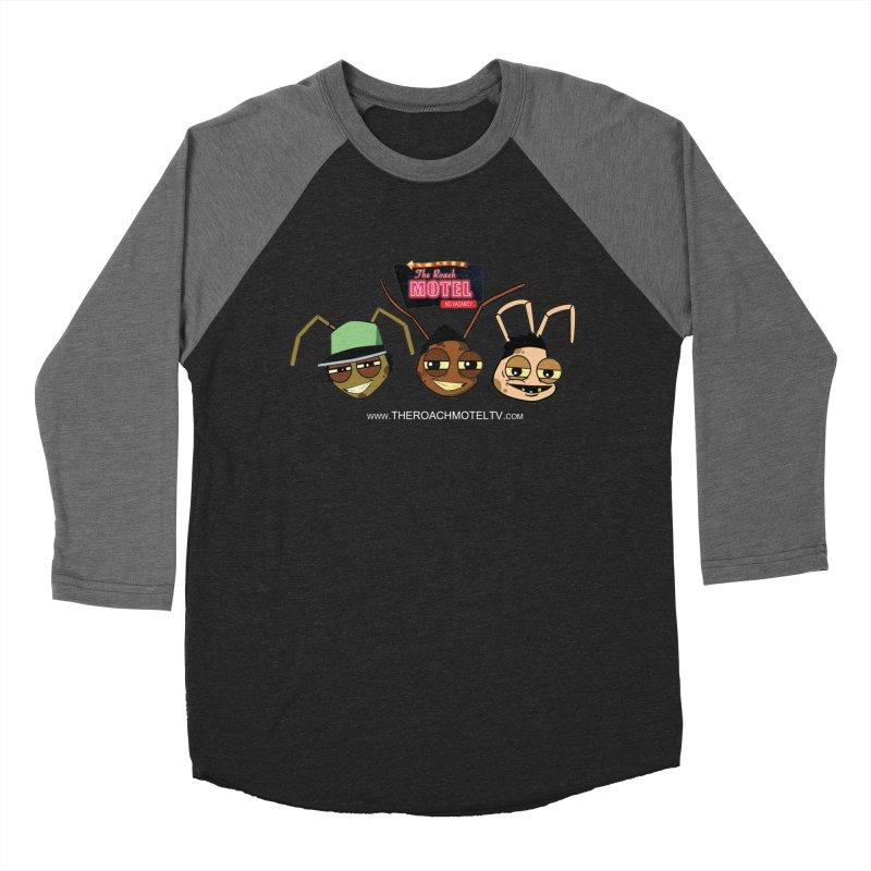 Heads (Color) Women's Baseball Triblend Longsleeve T-Shirt by The Roach Motel's Artist Shop