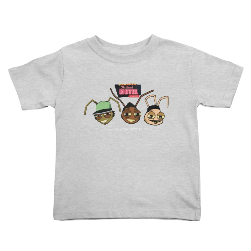 Heads (Color) Kids Toddler T-Shirt by The Roach Motel's Artist Shop