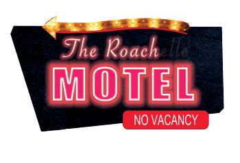 The Roach Motel's Artist Shop Logo