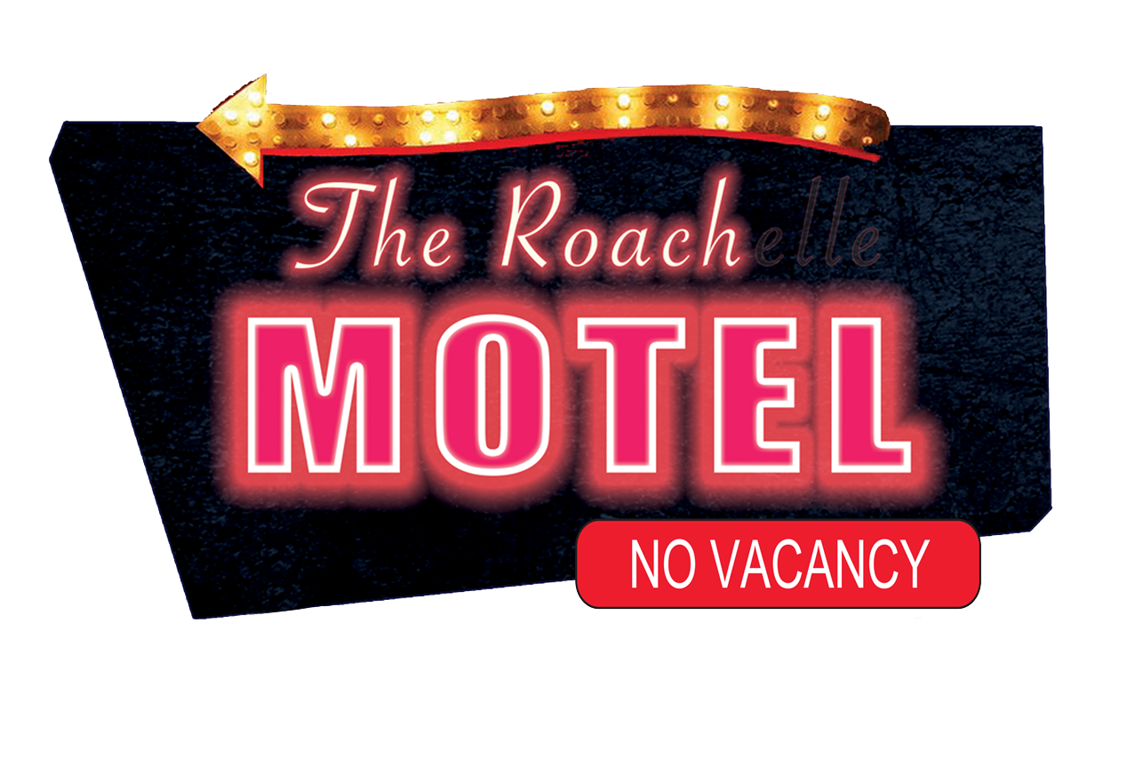 The Roach Motel's Artist Shop Logo