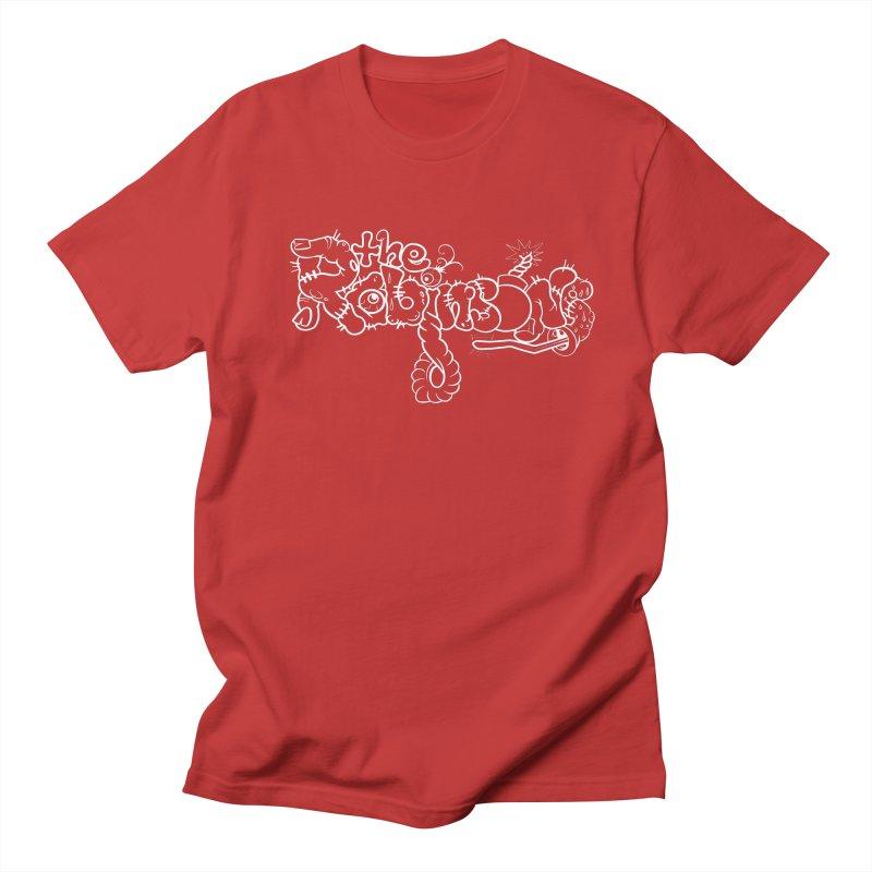 Finger Bang Logo Men's Regular T-Shirt by The Robinsons' Merch Store