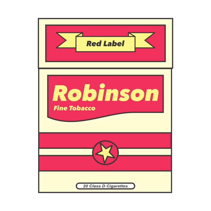 Robinson Fine Tobacco by The Robinsons' Merch Store