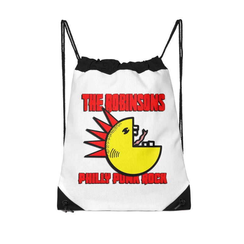 Philly Punk Rock Accessories Bag by The Robinsons' Merch Store