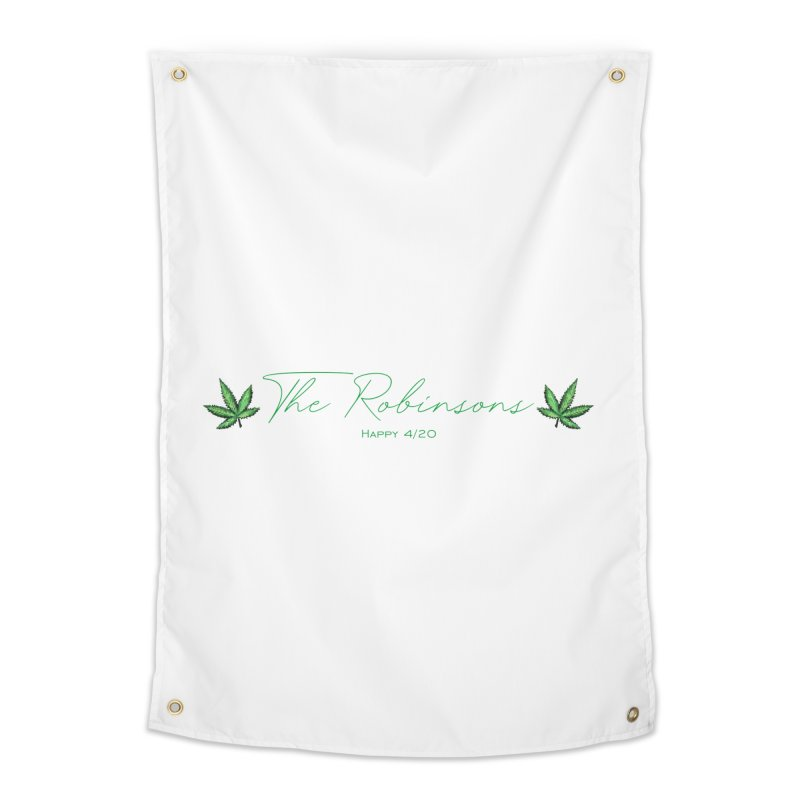 Happy 4/20 (Oh wait we used that name already) Home Tapestry by The Robinsons' Merch Store