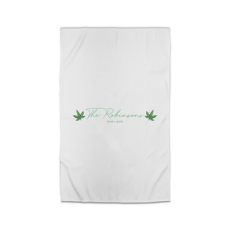 Happy 4/20 (Oh wait we used that name already) Home Rug by The Robinsons' Merch Store