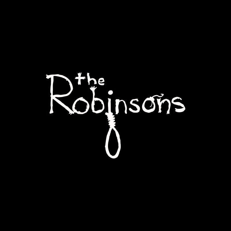 The Robinsons White Logo by The Robinsons' Merch Store