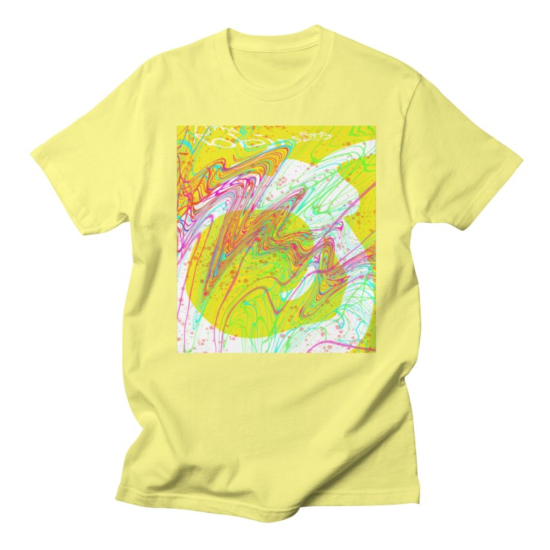 Trippy Bombs Men's T-Shirt by The Robinsons' Merch Store