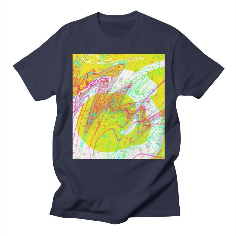 Trippy Bombs Men's Regular T-Shirt by The Robinsons' Merch Store