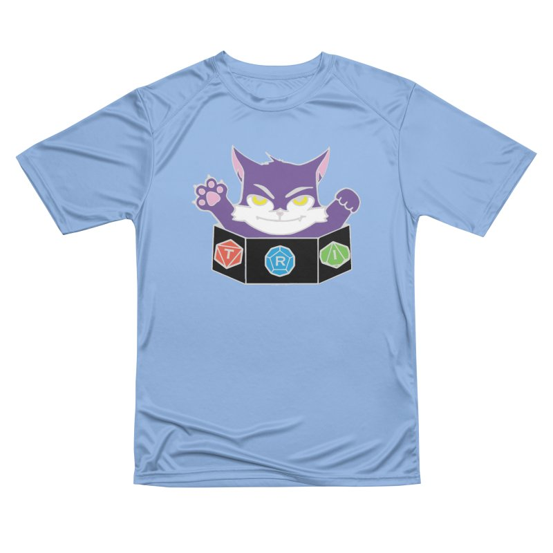 TRI Cat Women's T-Shirt by The Role Initiative's Artist Shop