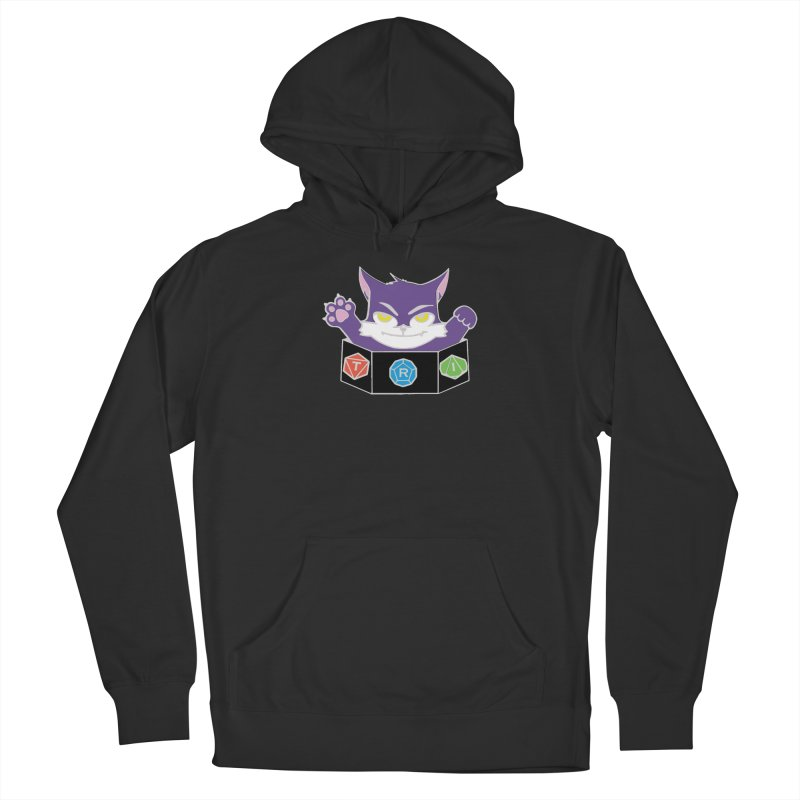 TRI Cat Women's Pullover Hoody by The Role Initiative's Artist Shop