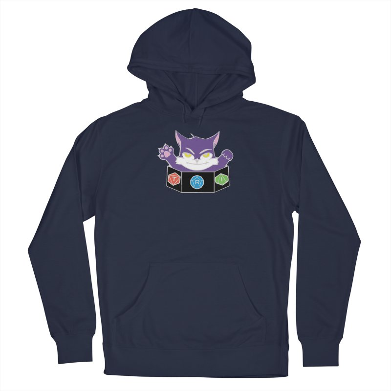 TRI Cat Men's Pullover Hoody by The Role Initiative's Artist Shop