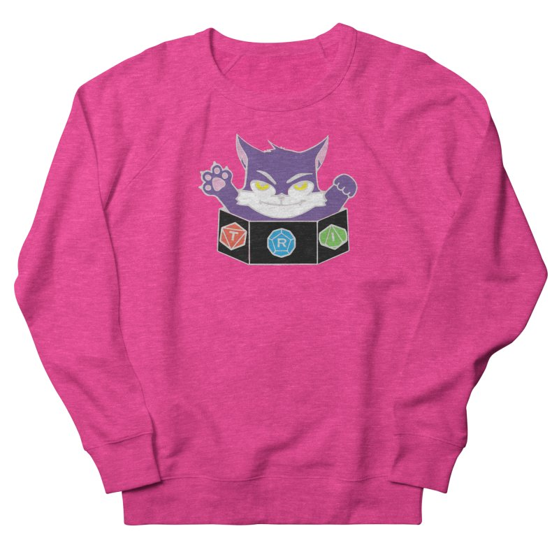 TRI Cat Women's Sweatshirt by The Role Initiative's Artist Shop