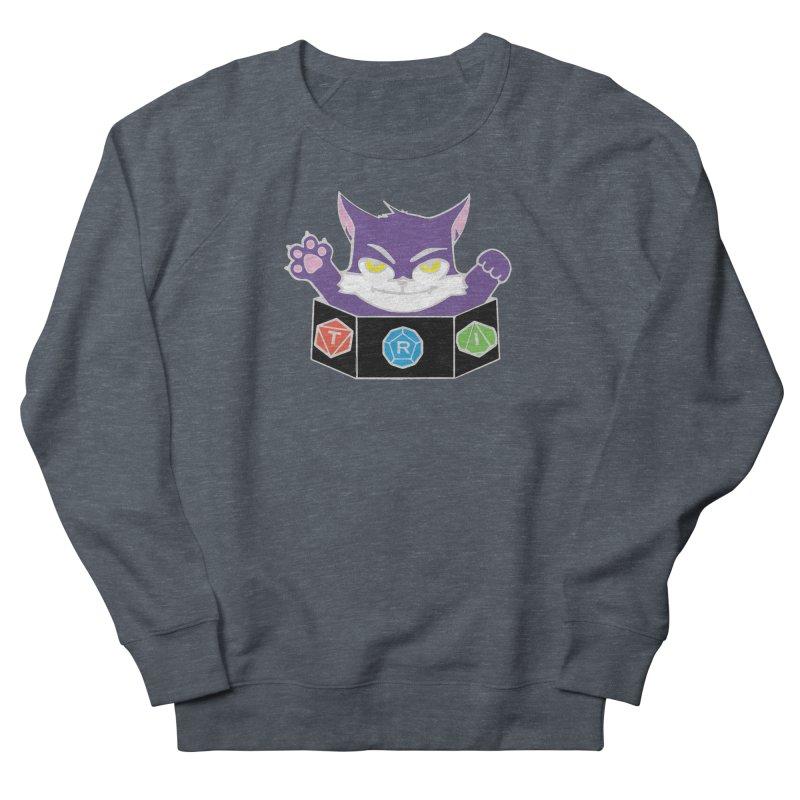 TRI Cat Men's Sweatshirt by The Role Initiative's Artist Shop