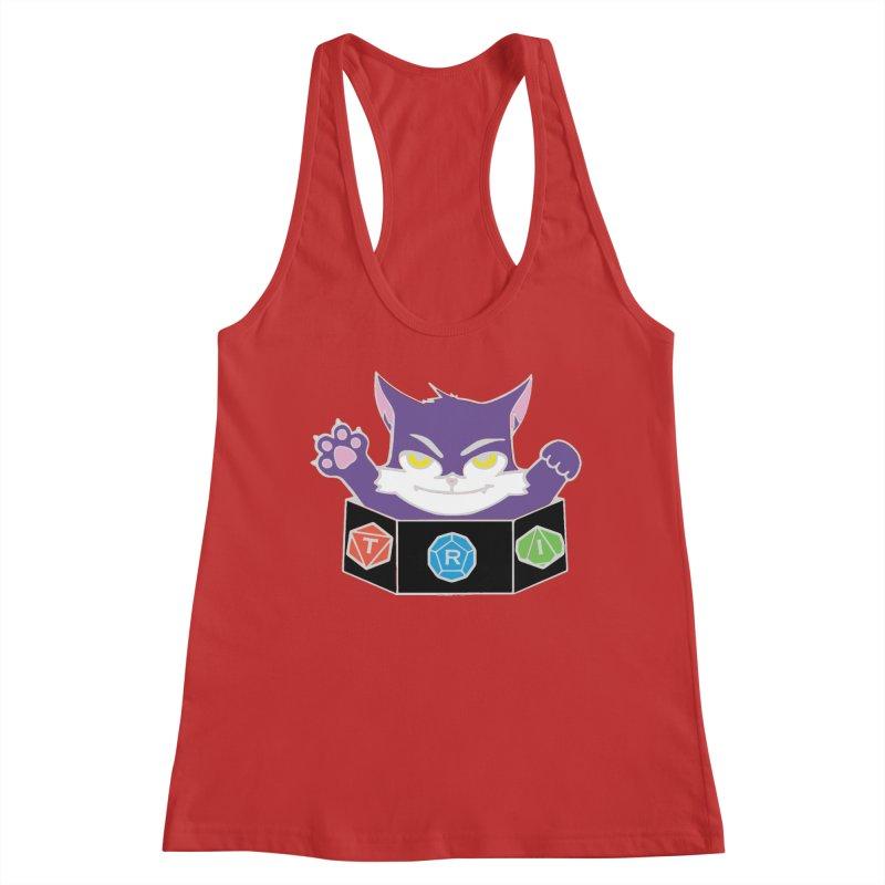 TRI Cat Women's Tank by The Role Initiative's Artist Shop