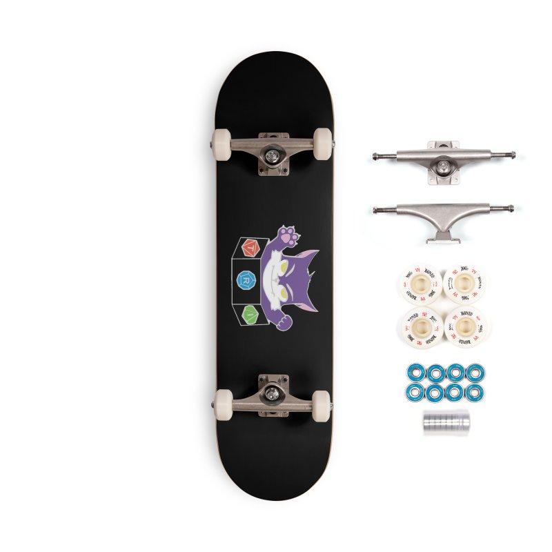 TRI Cat Accessories Complete - Premium Skateboard by The Role Initiative's Artist Shop